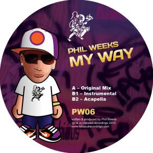 PW06_PhilWeeks_MyWay_ArtworkFront