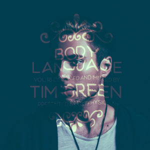 Tim Green body language artwork